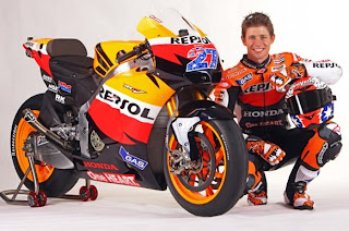Honda Team Motogp 2011