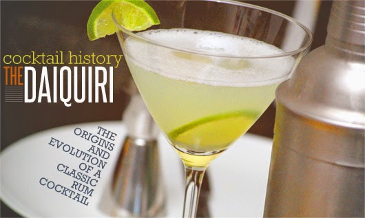 Gambar Sejarah Asal Usul Mula Cocktail