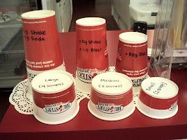 Shakes & Ice Cream Servings
