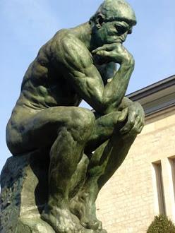 El Pensador (Auguste Rodin)