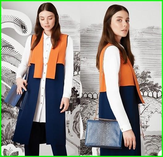 Kayra 2015  İlkbahar Yaz yelek modelleri