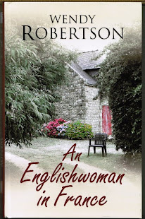 Click image: Englishwoman in France in Large Print, on Kindle, in Book form and in Libraries