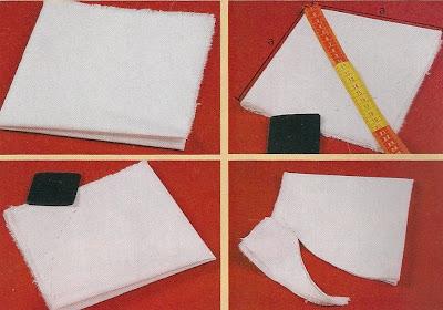 como hacer un mantel redondo lodijoella