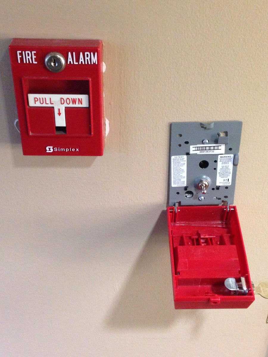 Heres Whats Inside A Fire Alarm