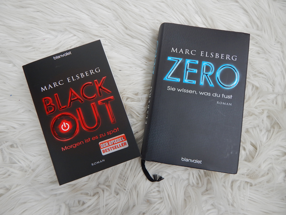 Marc Elsberg - Black Out und Zero