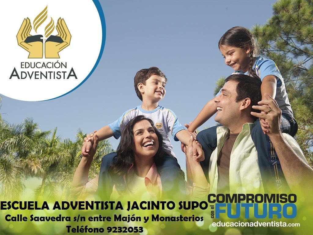 Unidad Educativa Adventista Jacinto Supo