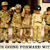 Young Kids In Pakistan Army Uniforms Photo