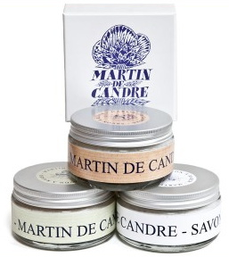 Savon, rasage, Martin de Candre