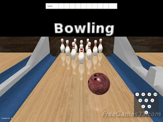 Game Bowling Evolution