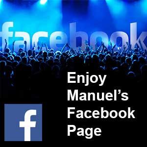 Manuel's Facebook Page