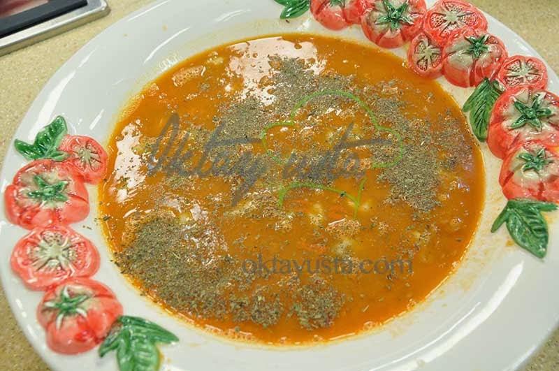 Mercimekli Mantı Çorbası Tarifi