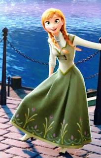 Anna Frozen gratis