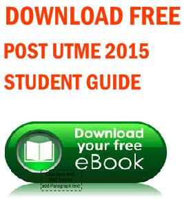 Post Utme 2015