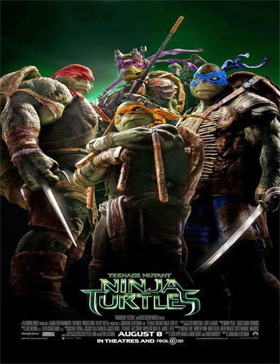Las tortugas ninjas 2014 Online