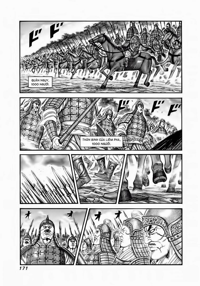 Kingdom – Vương Giả Thiên Hạ (Tổng Hợp) chap 227 page 2 - IZTruyenTranh.com