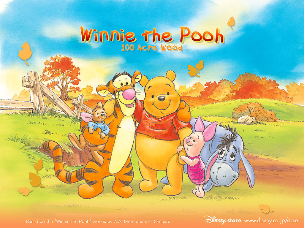 Winnie The Pooh Characters Represent Mental Disorders ...