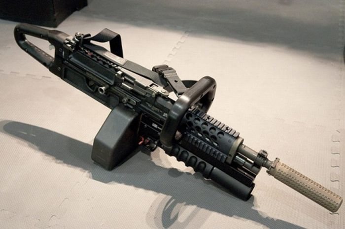 The gallery for --> Cool Looking Shotguns M14 Ebr Airsoft