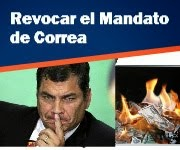 Revocar el Mandato de Correa