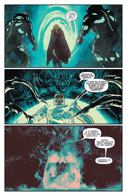 El origen de skeletor bajar comics gratis full