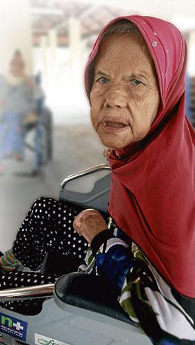 Sudah 54 Tahun Tidak Beraya Di Kampung