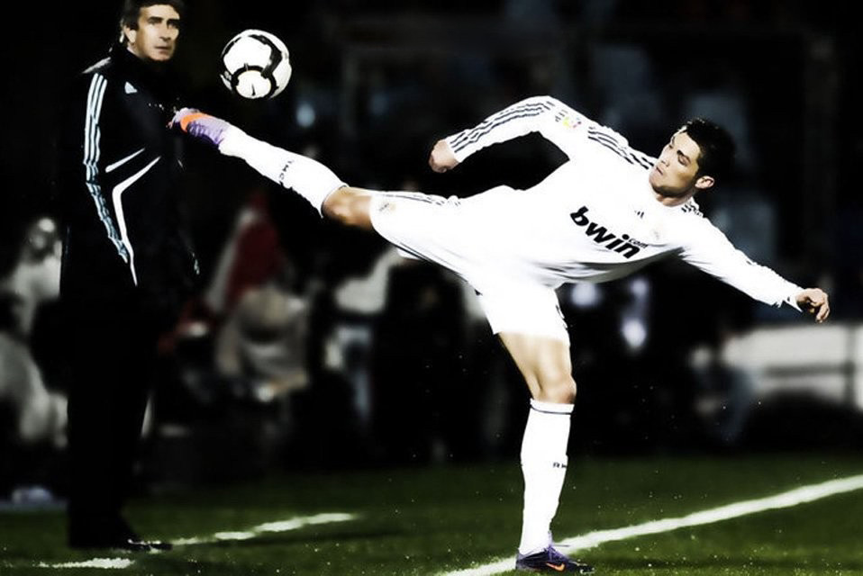 Cristiano Ronaldo New HD Wallpapers 2013-2014