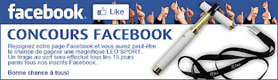 coucours Facebook cigarette electronique