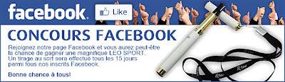 coucours Facebook cigarette electronique