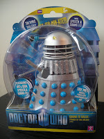 Character Options Power of the Daleks Talking Dalek Packaging Front