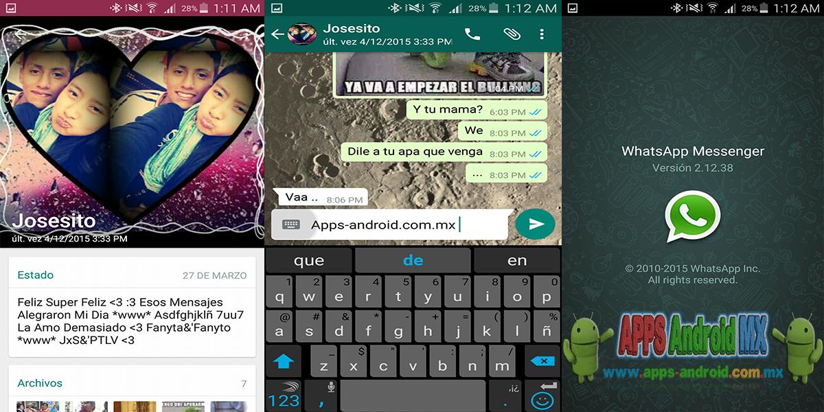 Whatsapp cambia su diseño en Android para adaptarse a Material Design