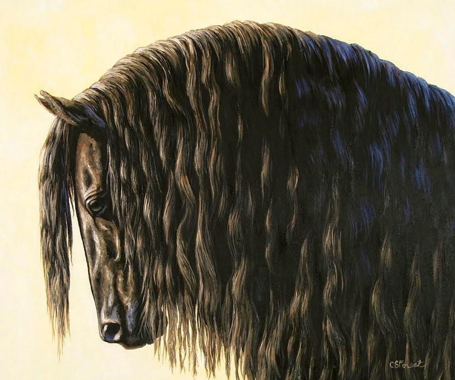 cuadros-cabezas-de-caballos-pintadas