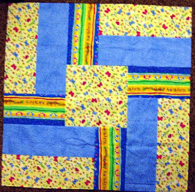 This Month's B3 Quilt