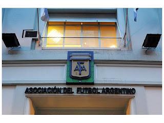 AFA insiste en cambiar el sistema del fútbol argentino