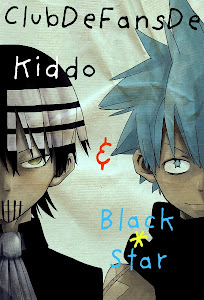 Club de fans de Kiddo-kun y Black*Star
