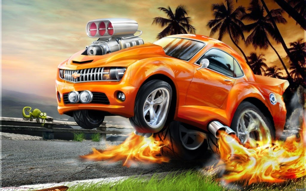Cool Car 3D Background , Car HD Wallpapers , Car Wallpapers