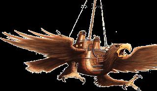 Mystara Heldannic Knights Warbird