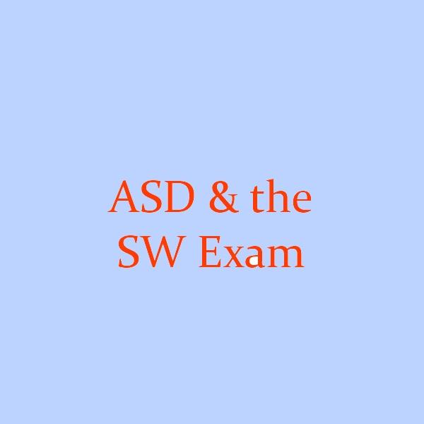 Autism Spectrum Disorder Test