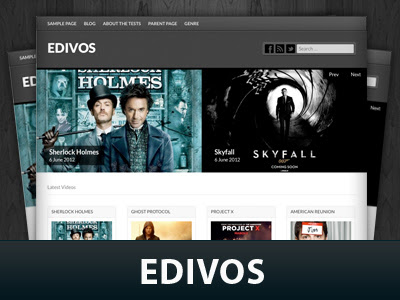 Edivos Wordpress Theme