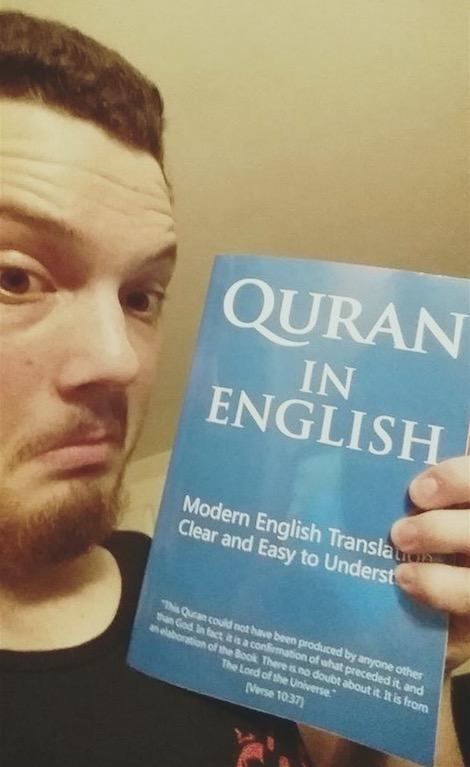Apa yang Lelaki Ini Boleh Rumuskan Selepas Membaca Terjemahan Al-Quran Dalam English