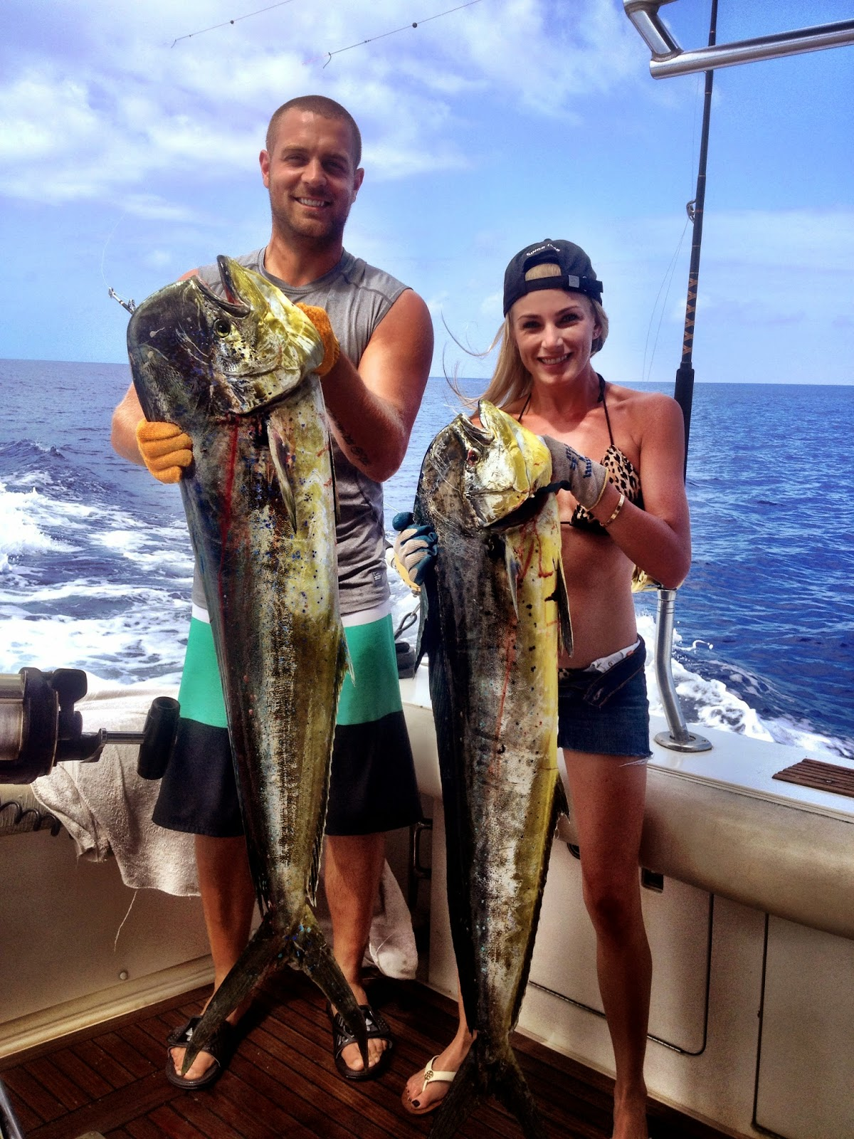 maui fishing charters today 39 s fresh catch may 2014