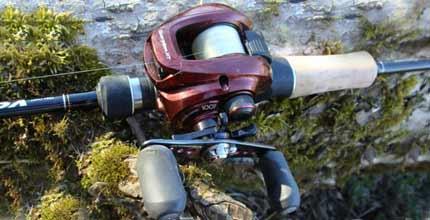 Рыболовная катушка мультипликаторная