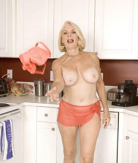 Georgette nude mature — pic 12