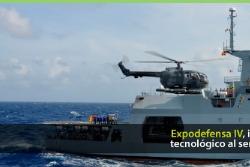 Expodefensa IV abre sus puertas en Colombia el 29 de octubre