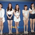 T-ara at Gisaeng Ryung's promotion in Lotte Cinema