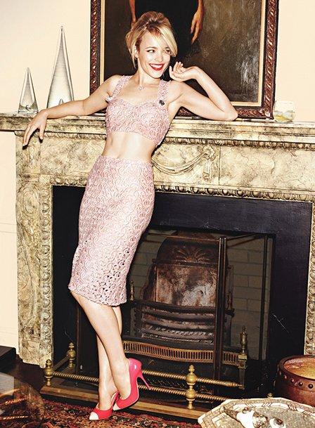 Rachel mcadams glamour