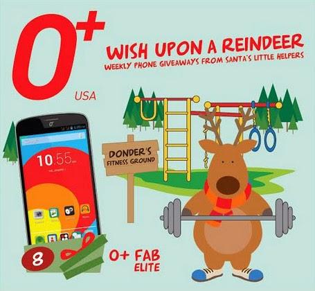 O+ Fab Elite, O+ Android Smartphone, O+ Phablet, TechPinas Wish Upon A Reindeer, O+ Giveaway