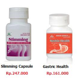 Slimming Capsule & gastric health