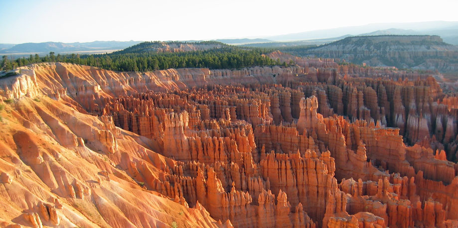 how to get to bryce point