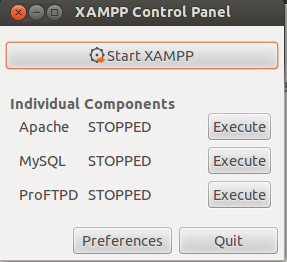 How to Install XAMPP for Linux in Ubuntu Desktop