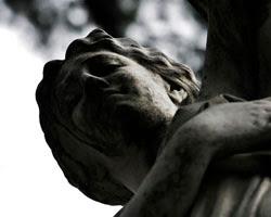 Fra den engelske kirkegården i Roma
