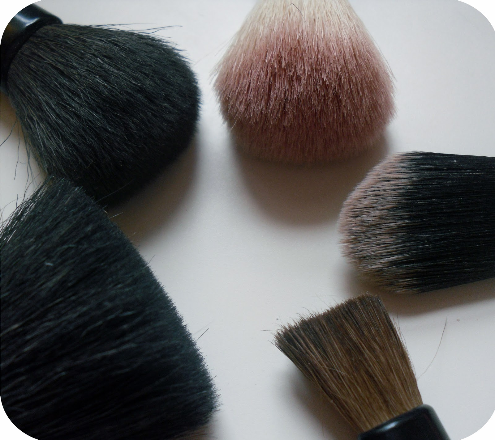 These are the brushes that i m most torn on a couple are wonderful